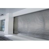 Safe Burglarproof Stainless Steel Roller Shutter Flexible With Anti Pushing Device Manufactures