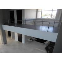 Garden Exterior Stainless Steel Railing Customized Size Easy Installation Manufactures
