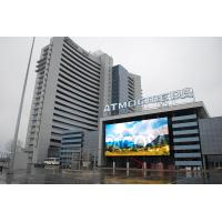 Transparent P10 Outdoor Led Display Screen for Advertising , Led Video Screen Manufactures