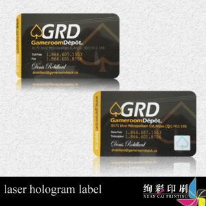 China Membership / Calendar Plastic Blank Magnetic Stripe Cards Frosting on sale