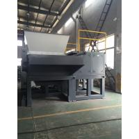 waste plastic film/bottle/pipe shredder/single shaft shredder Manufactures