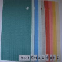 China Vertical blinds fabric for ready made blinds on sale