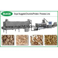 good price automatic soya textured vegetable protein machine Manufactures