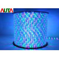 F3 Square 4 Wires LED Neon Light , LED Rainbow Light For Advertising Signs Manufactures