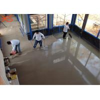 Nontoxic Cementitious Concrete Floor Leveling Compound Good Tensile Strength Manufactures