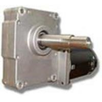 Die Casting Worm Wheel Geared Dc Motors With Mcp2 Brake Removable Brush Bronze Worm Wheel Material Manufactures