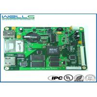 HASL Surface Finished Industrial Circuit Board Earphone Intercom Motherboard Pcb Assembly Manufactures