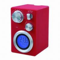 FM Radio with Alarm Clock Manufactures
