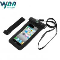 Black Tablet Carrying Case With Shoulder Strap , Kids Tablet Sleeve Case With Lanyard Manufactures