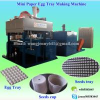 China egg tray machine 4000pcs/hr Paper product making machinery of paper pulp egg tray machine (Whatsapp:0086-15153504975) on sale