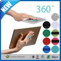 Small Screen Tablets Cell Phone Accessory , Universal 360 Degree Rotation Handle Sling Manufactures