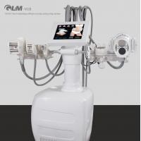 RF Ultrasound Lipolaser Slimming Beauty Equipment , Infrared Weight Loss Machine Manufactures