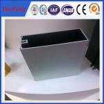 Good! 2015 anodized official aluminium extrusion profile, bulk aluminum curtain wall profi Manufactures