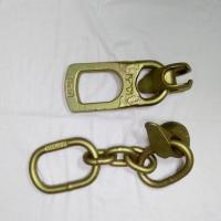 Buy cheap Lifting ring Clutch for Spherical Head Anchor in precast concrete from wholesalers