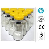 High Purity Human peptides White lyophilized powder GHRP-6 5mg / vial 10mg / vial Manufactures