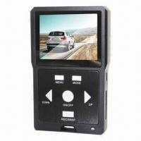 Full HD1/920 x 1,080P Car Black Box, 120-degree High Definition Wide Angle Lens Manufactures