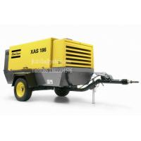 Low Operational Cost portable Atlas Copco screw Air Compressors Manufactures
