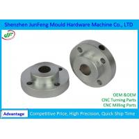 Aluminum CNC Motor Parts Threading Turning ISO9001 Certification Manufactures
