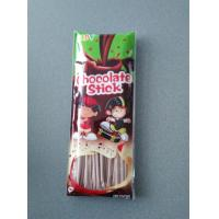 Healthy Chocolate Stick Powder Candy Nice Taste Sweets Lower Calorie Candy Manufactures