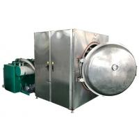 Multi Function Microwave Vacuum Dryer Machine 2450±50MHz Working Frequency Manufactures