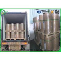 100% Virgin 889mm 80g Uncoated Printing Paper , Jumbo Roll Inkjet Printing Paper Manufactures