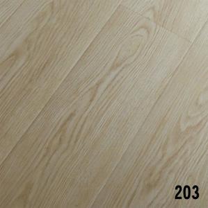 AC4 12mm 7mm MDF green balance wax bamboo parquet flooring Manufactures