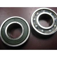Single Row Deep Groove Ball Bearings to Forklift , Open and Sealed Type Manufactures