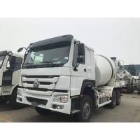China 6X4 9 CBM Concrete Mixer Machine Truck With One Sleepers ZZ5257GJBN3641W on sale