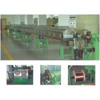 L/D of Screw 12:1 Silicone Rubber Cable Extrusion Line Equipment for 6 - 80 m/min Manufactures