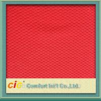 China Anti-Mildew Comfortable Soft Knitted Polyester Mesh Fabric For Garment on sale