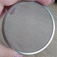 Industrial Layered Wire Mesh Filter Disc 304 316 Stainless Steel Plain Twill Dutch Weave Manufactures