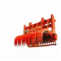 Waste Handler 9500 KG Electric Hydraulic Clamshell Bucket Manufactures