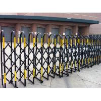 China Vehicle Access Control Manual Crowd Control Gate With Inter-Connectors on sale