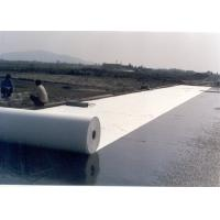 High Strength Woven Geotextile in road construction , permeable geotextile fabric Manufactures