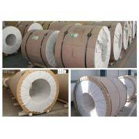 Buy cheap EN AW 5182 Aluminum Coil Stock For Commercial Tanker Body 10 - 1800mm Width from wholesalers
