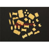 Buy cheap Tungsten - Copper W - Cu Hermetic Packages Electronics Component Heat Sink from wholesalers