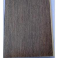 China Stained Bamboo Flooring on sale