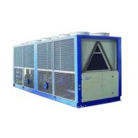 380V Air Cooled Screw Chiller , Plastic Injection Molding Water Cooled Chiller System Manufactures