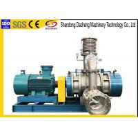 Chemical Industry High Pressure Roots Blower With Inlet Filter Silencer Manufactures