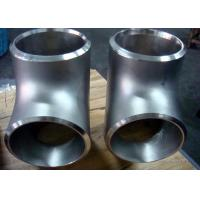 304 Stainless Steel 90 Degree Elbow , Butt Weld Fittings ASTM Standard Manufactures