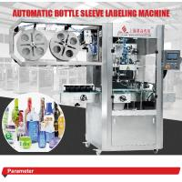 China Manufacture Automatic Shrink Sleeve Packaging Machine For Various Bottles for sale