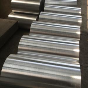 Semi-continuous cast AZ80A-T5 AZ80A-F magnesium alloy billet AZ80A magnesium billet surface peeled ASTM B107/B107M-13 Manufactures
