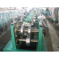 C & Z Purlin changable Forming Machine / Purlin Roll Forming Machine Manufactures