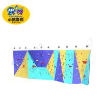 China Commercial Kids Rock Climbing Wall High Security Environmental Protection on sale