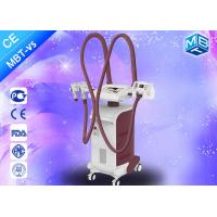 Smooth 6 In 1 Ultrasonic Rf Vacuum Cavitation Slimming Machine 10 Different Languages Manufactures