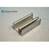 Extruded Anodizing / Mill Finish Aluminium Window Profiles Aluminium Window Sections Manufactures