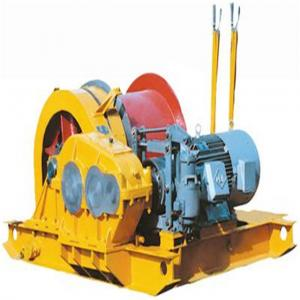 China Coal Construction  Chain Sling 30T Load Electric Winch Hoist on sale