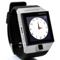 Smart Watch phone S5 Android 4.0 peration system 2.0M Prepositive camera Dual CPU GPS WIFI Manufactures