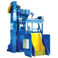 Q15GN /Q28GN tumble belt type shot blasting machine Manufactures