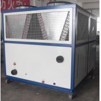 100Kw/h Cooling Capacity Air Cooled Water Chiller Unit With Sanyo Compressor Manufactures